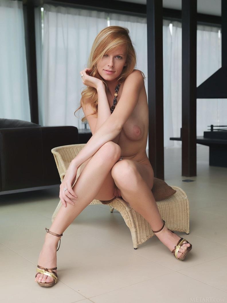 Redhead By Ingret Nude