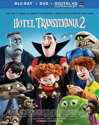 Hotel Transylvania 2 (2015) Full 1080P Latino