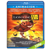 El Rey Leon 3 Hakuna Matata (2004) BRRip 720p Audio Trial Latino-Castellano-Ingles 5.1