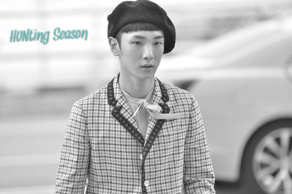 [IMG/160715] Jonghyun, Key @ Aeropuerto Incheon hacia Japón. D2yOov5k
