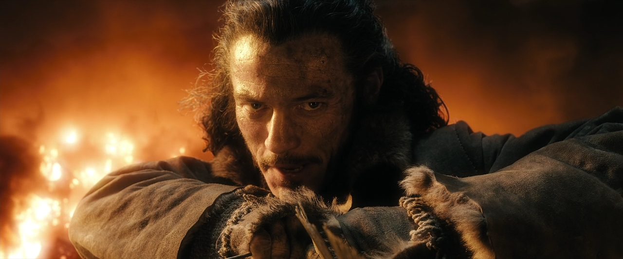 The Hobbit: Beş Ordunun Savaşı - The Battle of the Five Armies 2014 (720p Bluray) DUAL TR-EN - HD Film indir