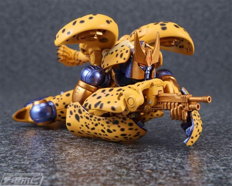 [Masterpiece] MP-34 Cheetor et MP-34S Shadow Panther (Beast Wars) - Page 2 F7qo7LvE