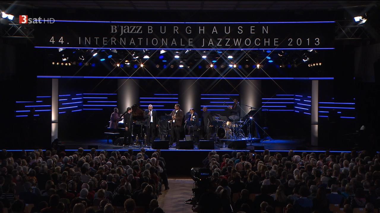 2013 Jazz Masters All Stars - 44 Internationale Jazzwoche Burghausen 2