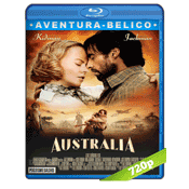 Australia (2008) BRRip 720p Audio Dual Latino-Ingles 5.1