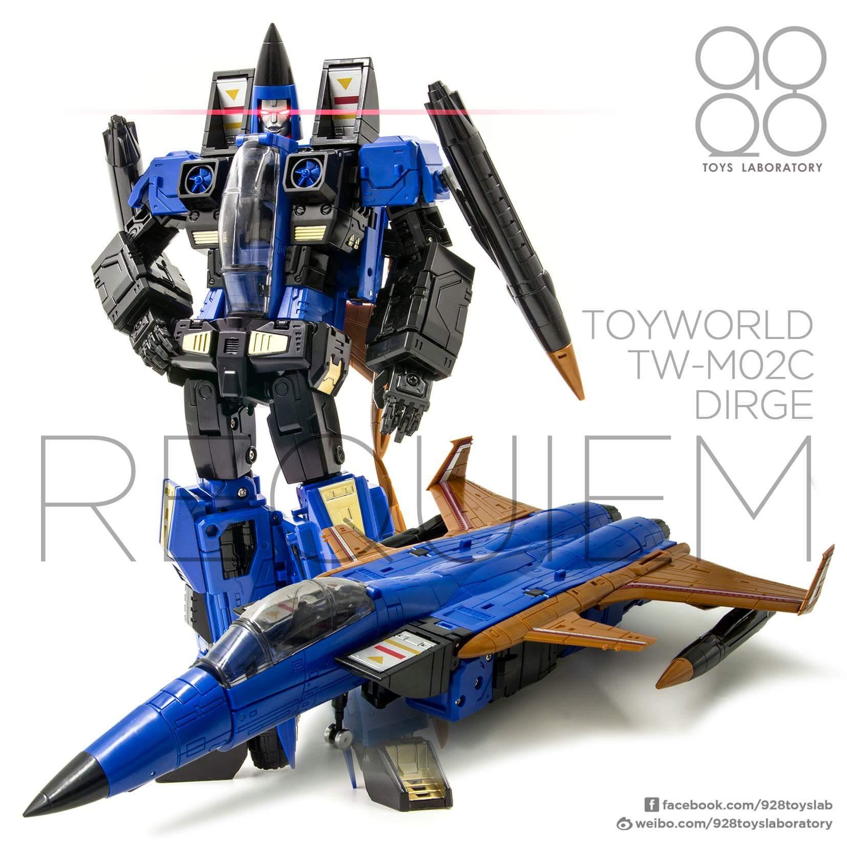 [ToyWorld] Produit Tiers - TW-M02A Combustor (Ramjet/Statoréacto), TW-M02B Assault (Thrust/Fatalo), TW-M02C Requiem (Dirge/Funébro) - Page 2 F89Dbou4