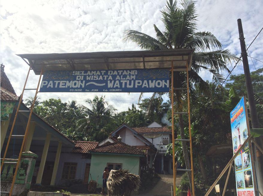 traveling menuju pantai patemon kebumen