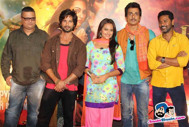 R Rajkumar Theatrical Trailer Launch Adq2XMeK