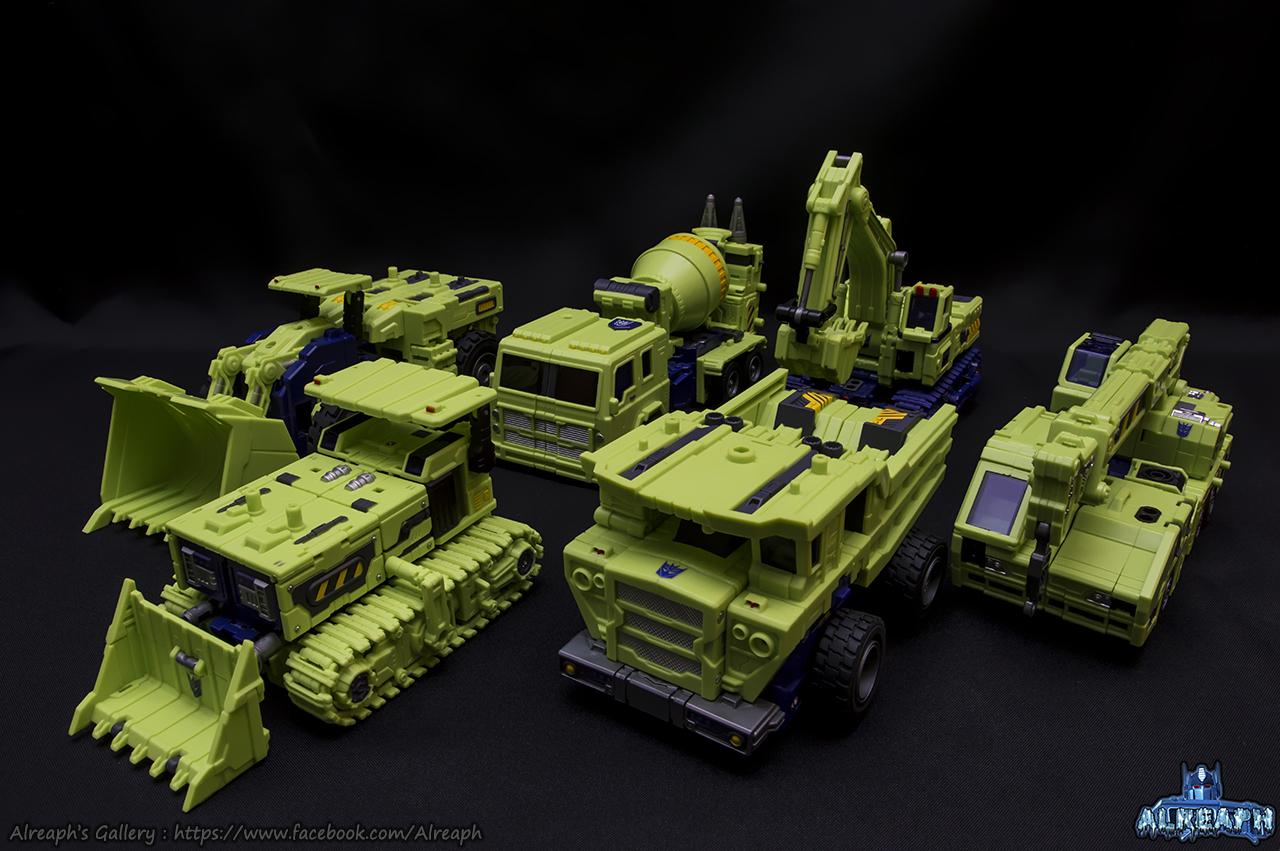 [Toyworld] Produit Tiers - Jouet TW-C Constructor aka Devastator/Dévastateur (Version vert G1 et jaune G2) - Page 7 Du64p8Ch