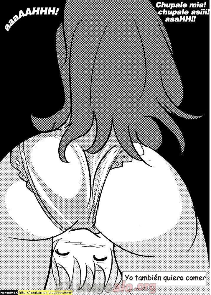 Hentai Manga Porno Rebelde Hentai (SPA): gOeDdrIu