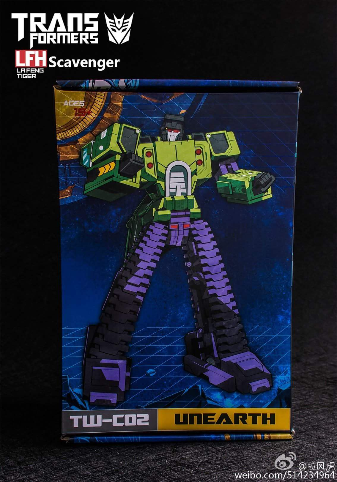 [Toyworld] Produit Tiers - Jouet TW-C Constructor aka Devastator/Dévastateur (Version vert G1 et jaune G2) - Page 3 X9lffzYC