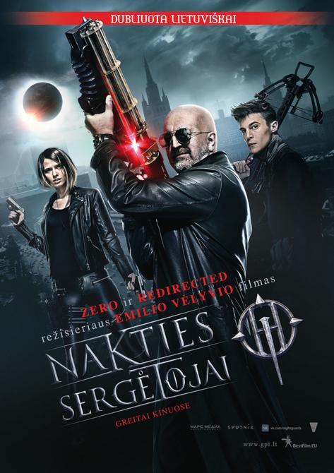 Nakties sergėtojai / Nochnye strazhi (2016)