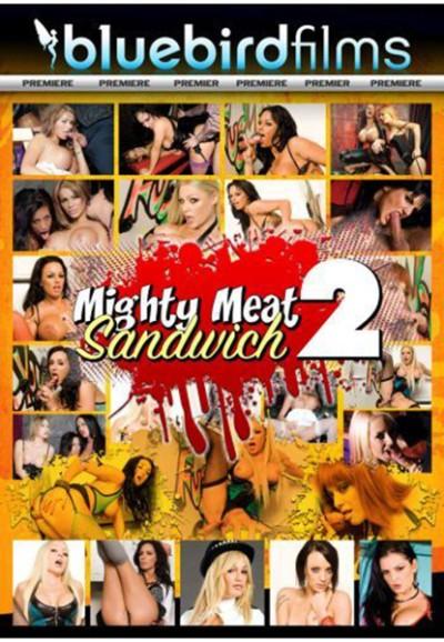 Chloe delaure mighty meat sandwich