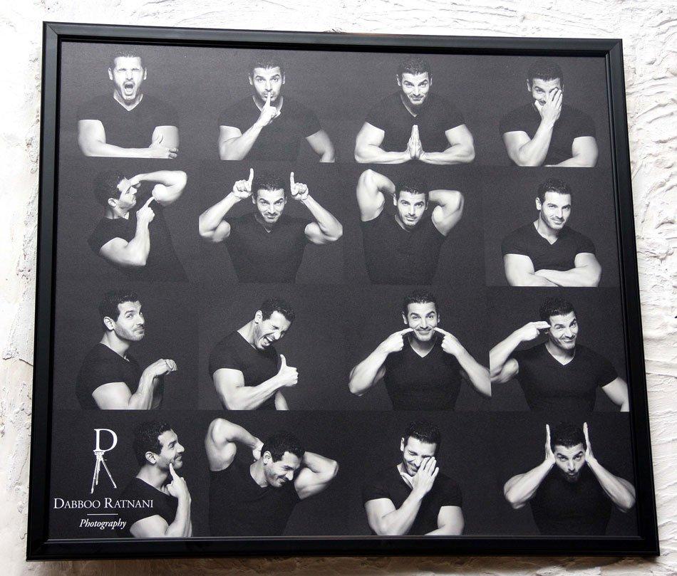 Bollywood Celebrities on Dabboo Ratnani's 2013 calendar AcnRTcxb