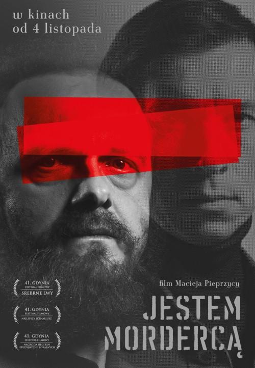 Jestem mordercą (2016)  PL.480p.WEB-DL.Xvid.AC3-J25 / Film polski