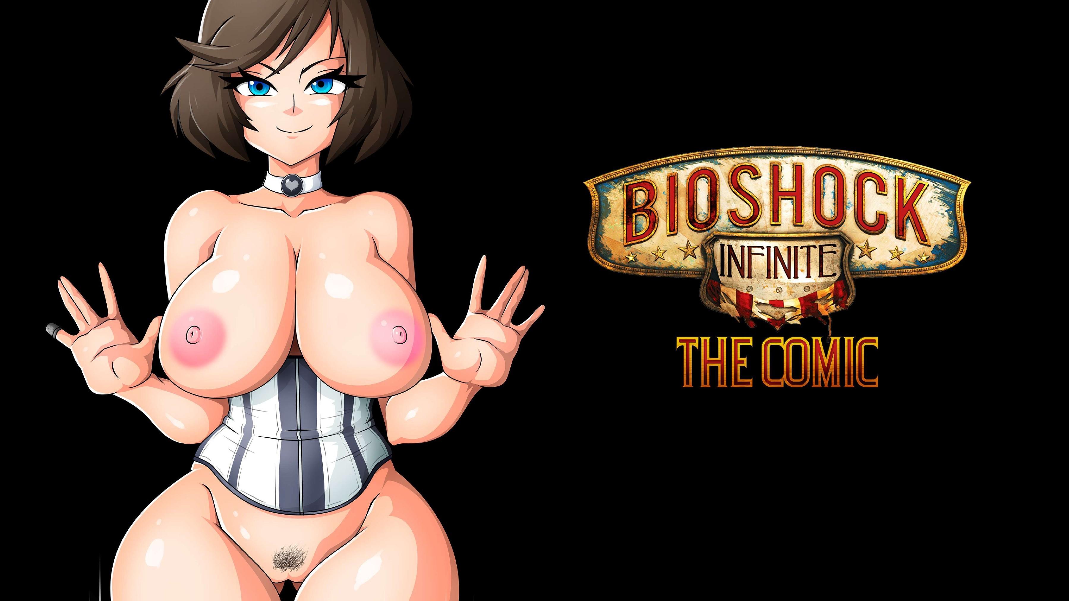 Mix 12 - Cartoons xxx (BioShock Infinite xxx ...