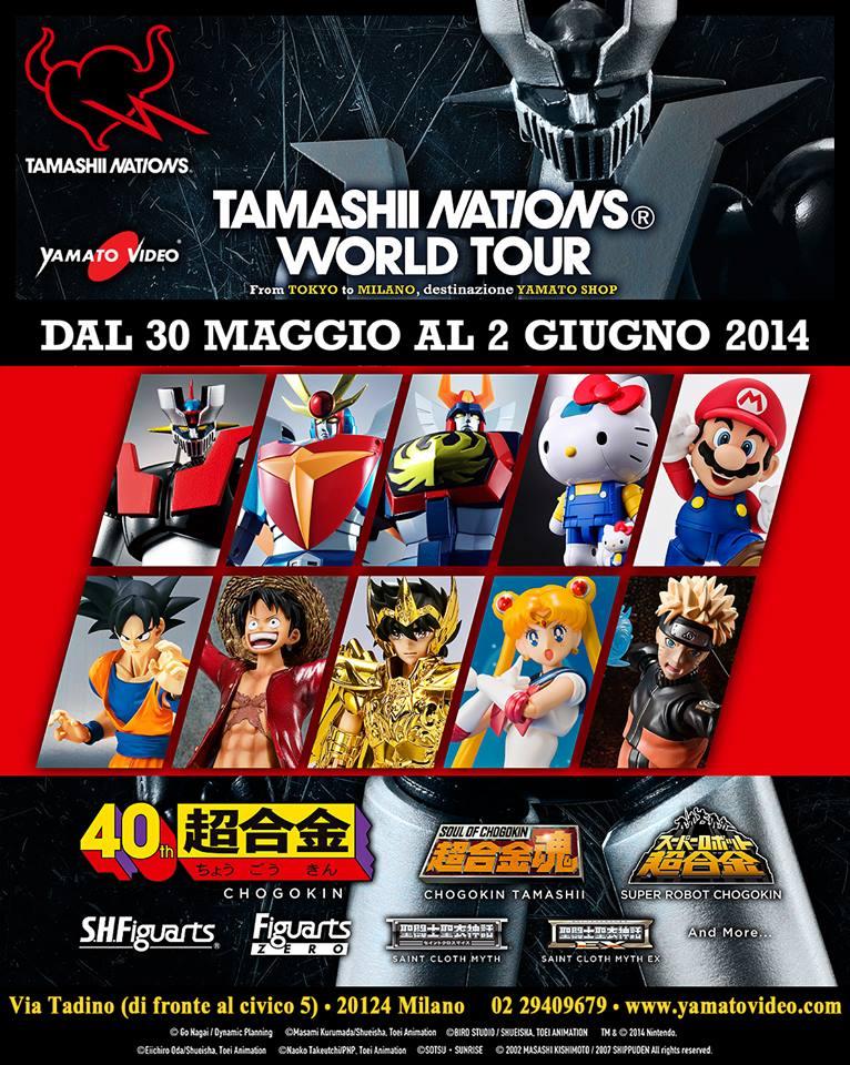 Tamashii Nations Italia