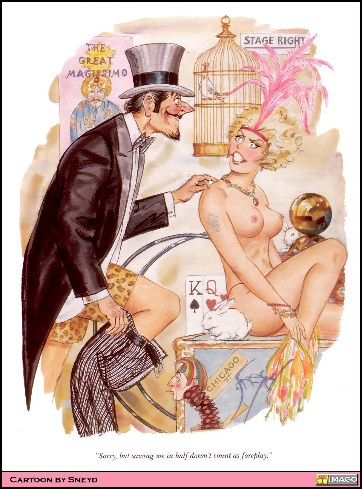 Эротические комиксы рисунки 12 фотография