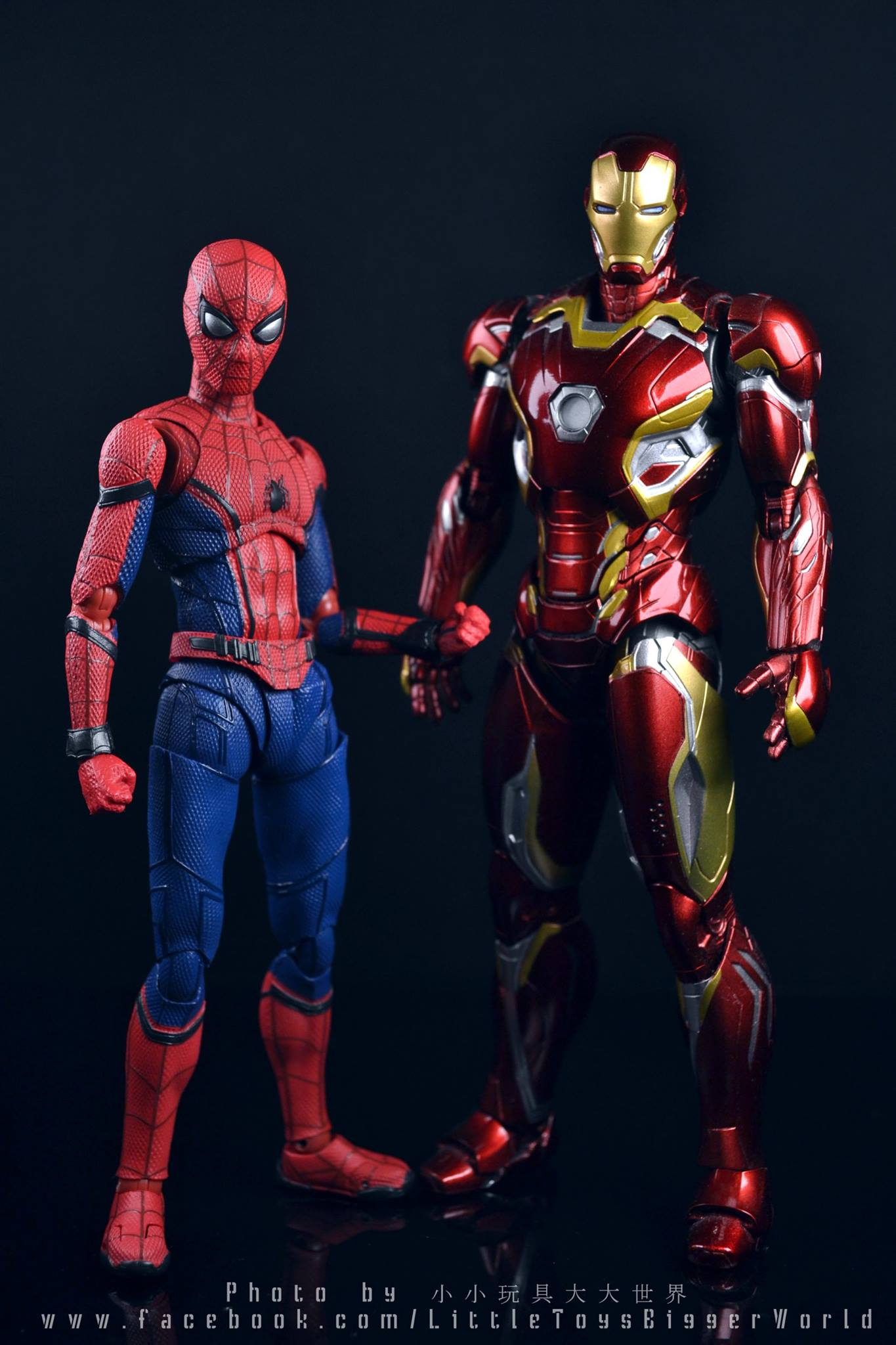 [Comentários] Marvel S.H.Figuarts - Página 3 Bfb53EEO