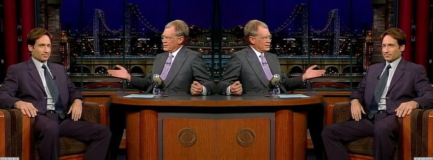 2003 David Letterman SbadAFvX