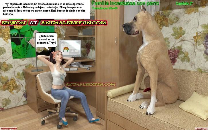 THE sex comics zoofilia gratis