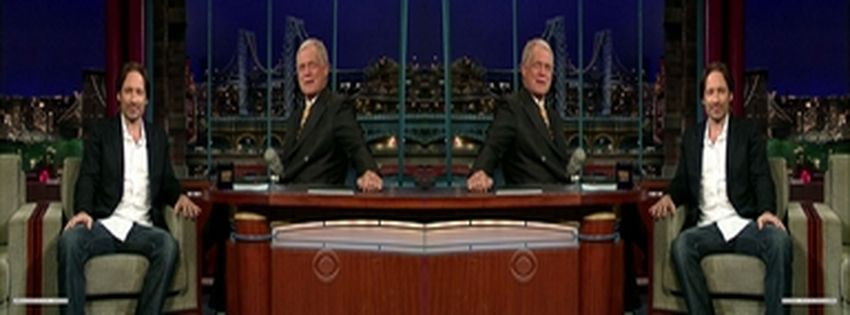 2008 David Letterman  QyGNF6X6