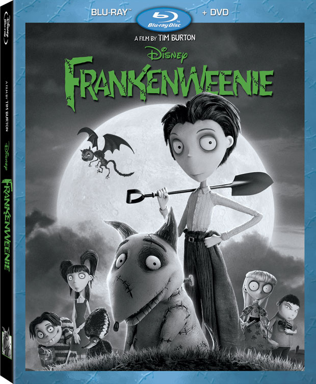 Frankenweenie (2012) - BRRip XviD