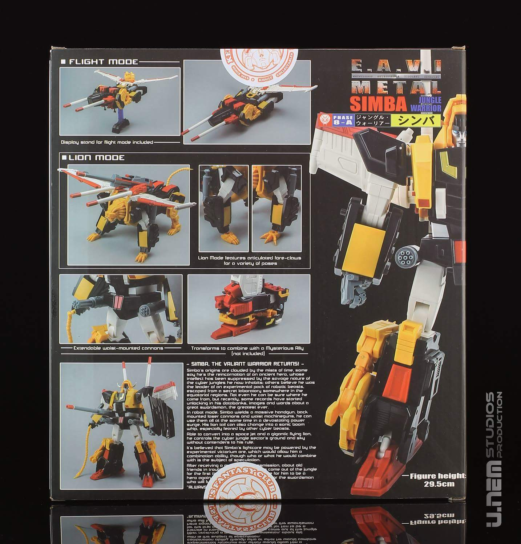 [KFC Toys] Produit Tiers - Jouet Phase 8-A Simba - aka Victory Leo (Transformers Victory) - Page 2 OtF2lk9C