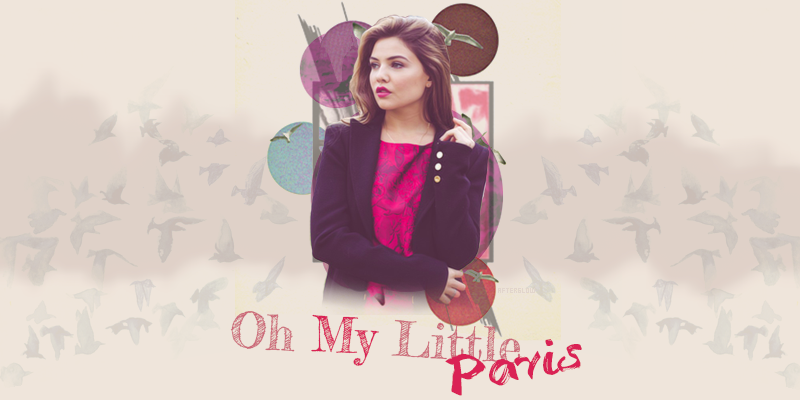 Oh my Little Paris !