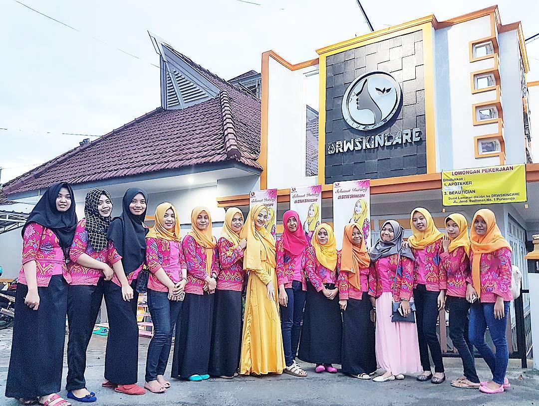 Lokasi Klinik Drw Skincare