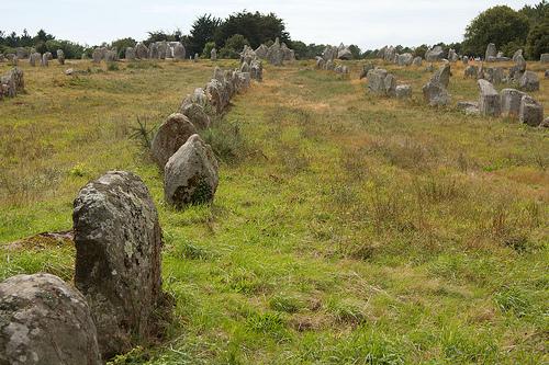 El Misterio de Las Piedras de Carnac