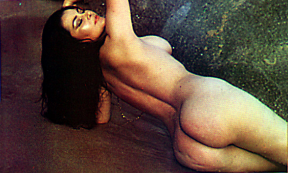 Rossy Mendoza Desnuda