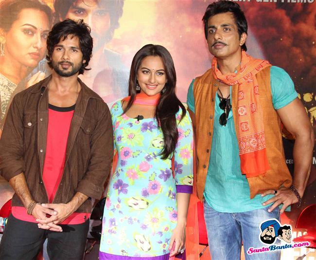 R Rajkumar Theatrical Trailer Launch AbnUE5Iu