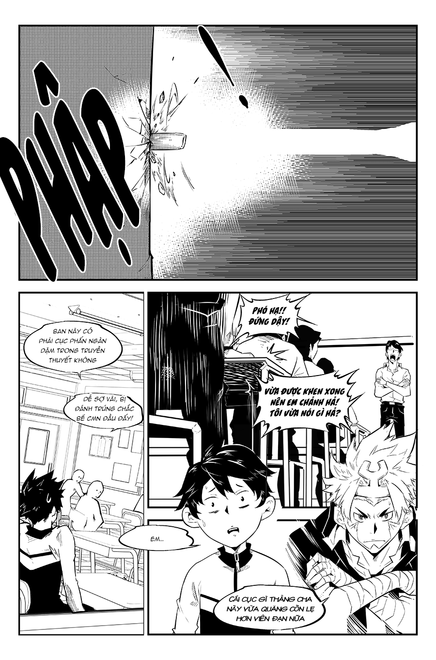 Nhẫn Tây Du Chap 35 page 8 - Truyentranhaz.net