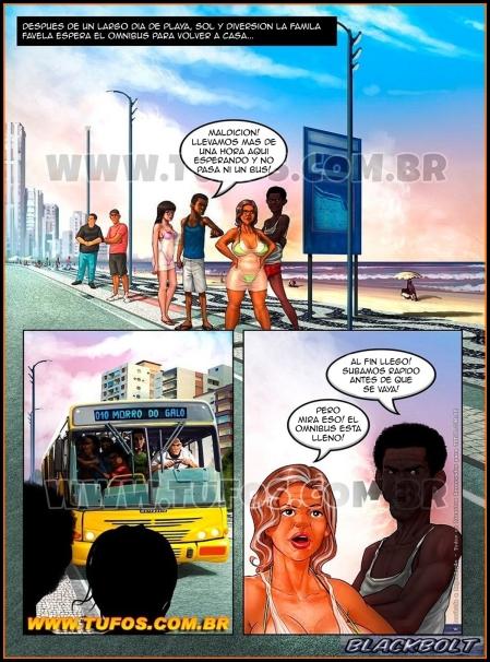 Familia Favela - 6 parte