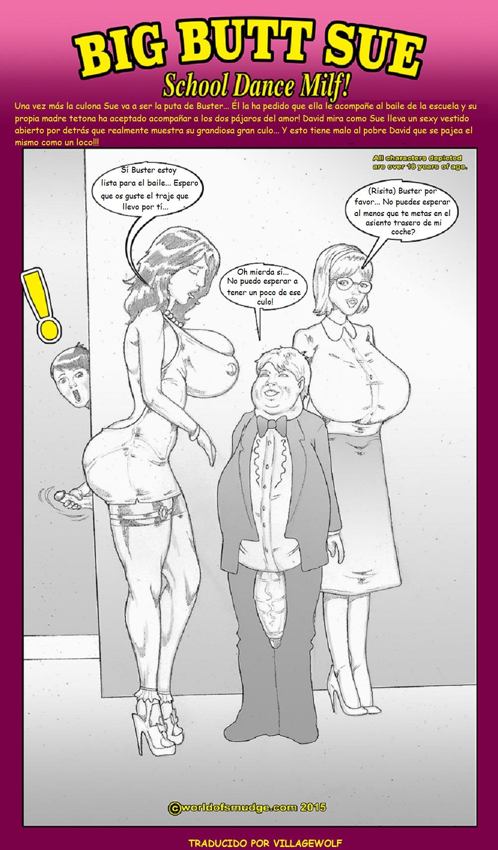 Big butt sue porn comics every