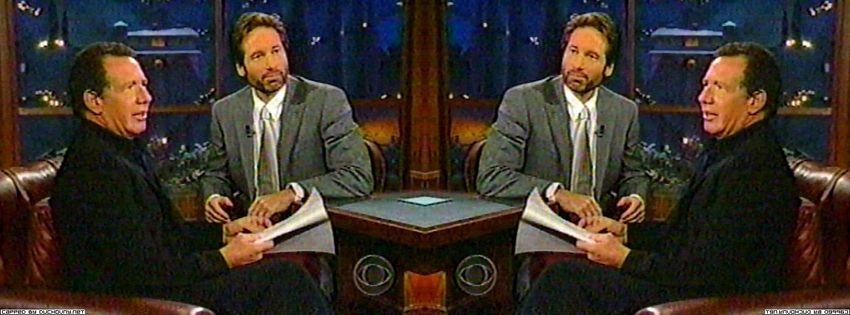 2004 David Letterman  C61VMZ4J