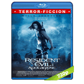 Resident Evil 2 Apocalipsis (2004) HD720p Audio Trial Latino-Castellano-Ingles 5.1