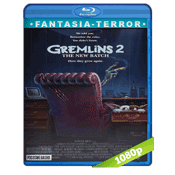 Gremlins 2 La Nueva Generacion (1990) BRRip Full 1080p Audio Trial Latino-Castellano-Ingles 5.1