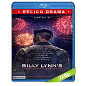 Billy Lynn Honor Y Sentimiento (2016) BRRip 720p Audio Dual Latino-Ingles 5.1