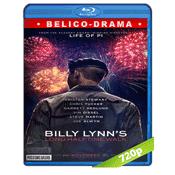 Billy Lynn Honor Y Sentimiento (2016) BRRip 720p Audio Dual Latino-Ingles 5.1