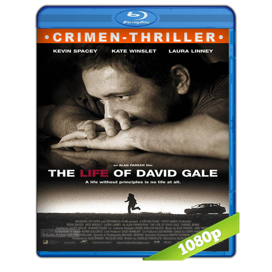 La Vida De David Gale HD1080p Lat-Cast-Ing 5.1 (2003)