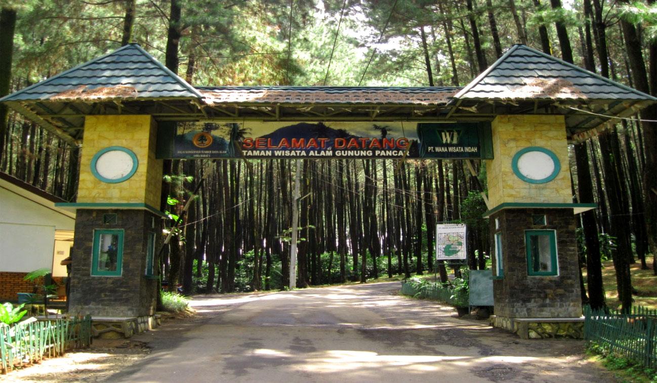 Wisata Bogor: Air Panas Gunung Pancar Babakan Madang