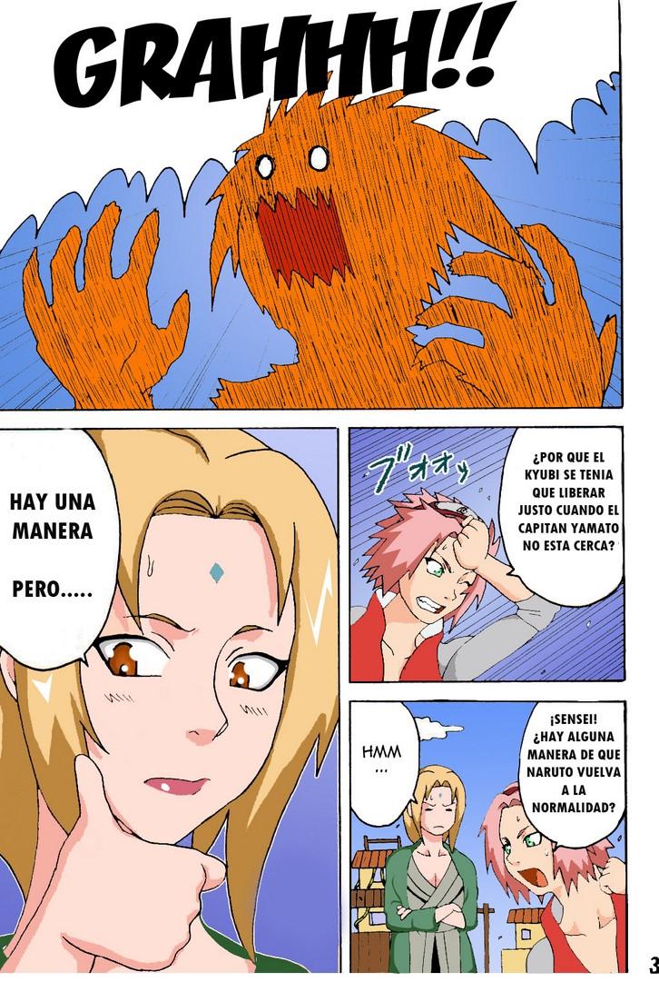 porno lady comic Naruto