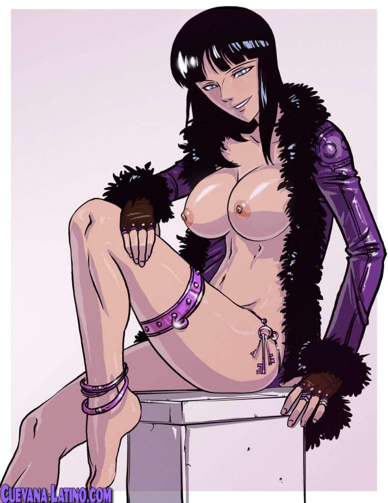 Nico Robin Hentai