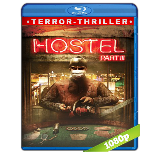 descargar Hostal Parte III HD1080p Lat-Cast-Ing 5.1 (2011) gartis