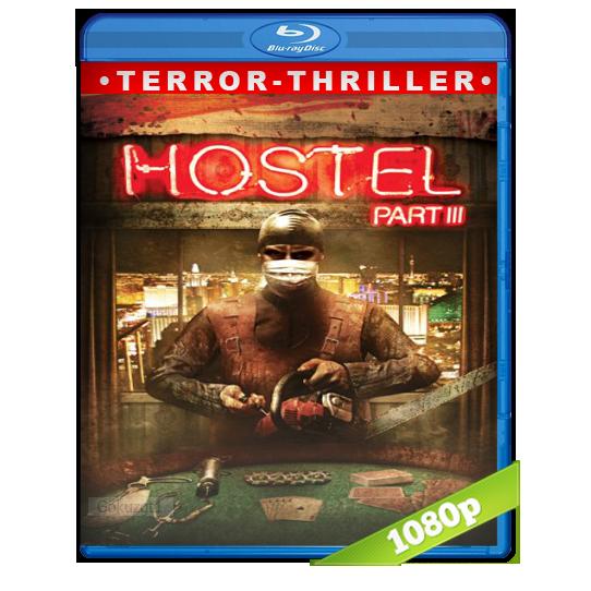 Hostal Parte III HD1080p Lat-Cast-Ing 5.1 (2011)