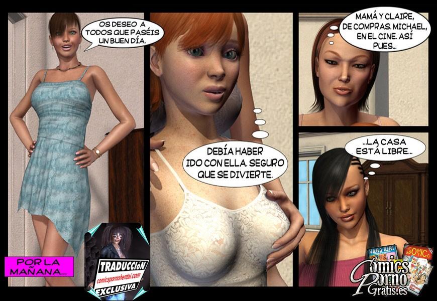 Comics porno 3D - Comics Porno