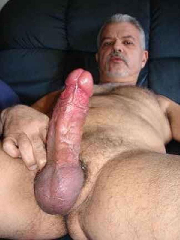 Big Cock Older Man