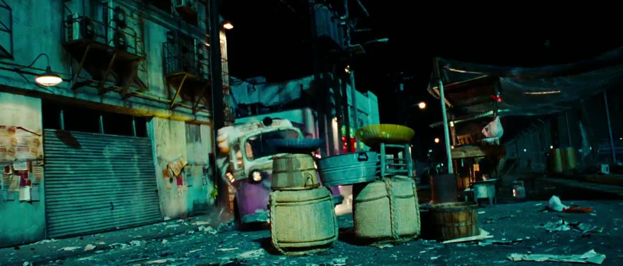 Transformers 2 La Venganza De Los Caidos HD720p Lat-Cast-Ing 5.1 (2009)