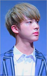 Kim Seok-Jin (Jin). Wi6eirwI